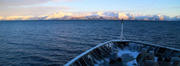 Hurtigruten-Reise im Winter